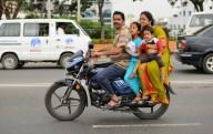Опасность мотоцикла и опасность страха мотоцикла.