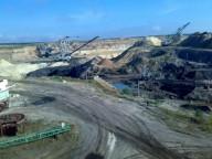 Добыча бурого угля на Харьковщине:горы экологических проблем