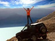 Природные интересности Мертвого моря