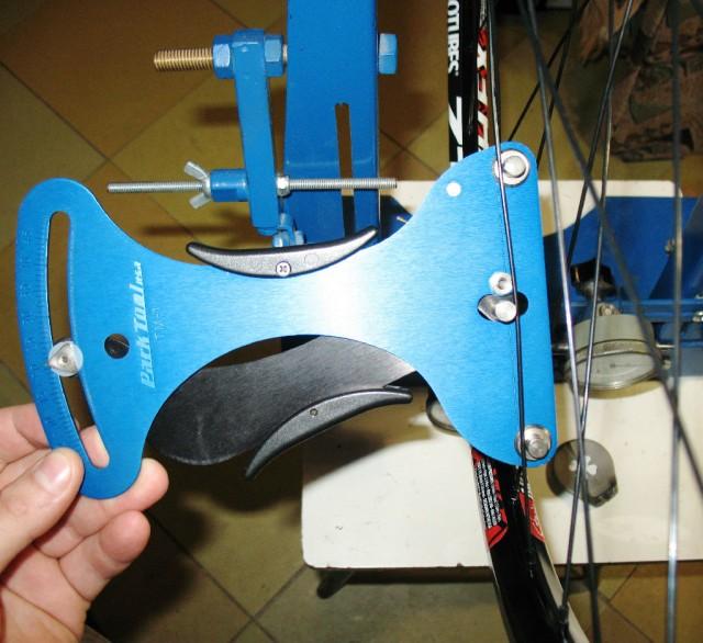 Как сделать тензометр для спиц