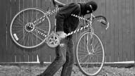 Надежность велосипедных замков.