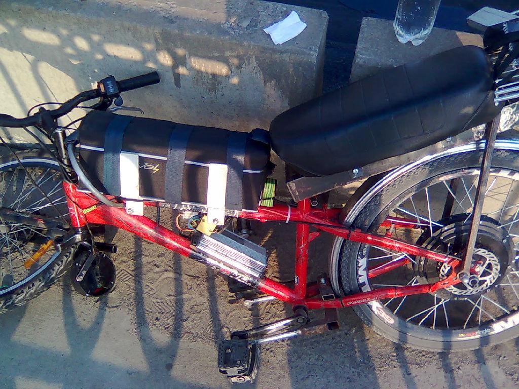 Задний Мост Трехколесного Велосипеда Для Взрослых