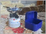 Тест газовой горелки Kovea Vulcan TKB-8901