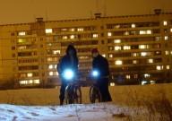 Велосипед зимой: покрышки, обода и геометрия.