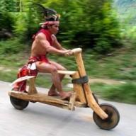 История велосипеда в фотографиях