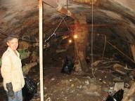 Подземное сооружение по ул. Рымарской