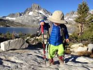 Бодхи Беннетт - 2-х летний покоритель гор