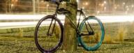 «Неугоняемый» велосипед