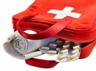 Состав туристической медицинской аптечки