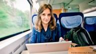 Леони Мюллер - девушка, которая живет в поезде