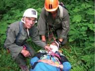 Интервью:спасение спасателей дело рук спасателей?