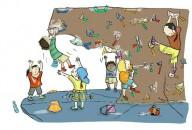 С какого возраста учиться скалолазанию