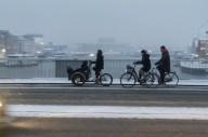 Почему датчане ездят на велосипеде?