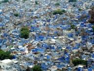 Самые цветные города мира