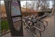 Муніципальний велопрокат у французській столиці.