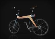 Концепт велосипеда-конструктора Rubybike