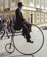 Исторические факты о велосипеде