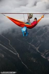 Необычный отдых на высоте