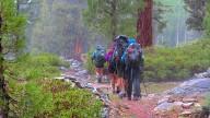 6 советов как не промокнуть в походе
