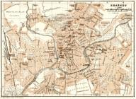Карты Харькова 1914 и 1928 годов