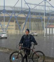 Организаторы 30ти дней на велосипеде в Харькове