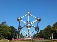 Атомиум-достопримечательность и символ Брюсселя