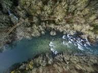 Тропинки в горах Португалии с панорамными видами