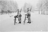 Велосипедные войска во Второй Мировой Войне