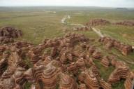 Горный хребет Бангл-Бангл в Австралии