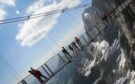Мост на леднике Дахштайн
