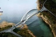 Эко-мост в Китае