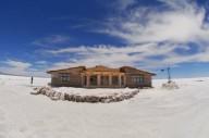 Отель из соли Паласио-Де-Саль в Боливии