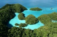 Пейзажи Палау
