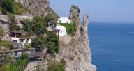 Фуроре-деревня в Италии