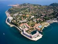 Порторож-курортный город в Словении