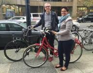 Мнение о медленной езде на велосипеде в городах