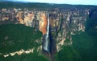 Анхель - самый высокий водопад в мире