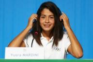 Сирийская беженка выиграла олимпийский заплыв