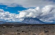 Вулкан Аскья в Исландии