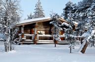 Отель Какслауттанен в Финляндии