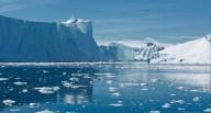 Фьорд Илулиссат, остров Гренландия, Дания