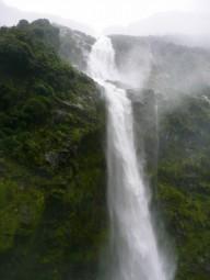 Водопад Сазерленд, Новая Зеландия