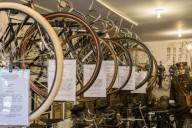 Велосипедный музей в Саулкрастах