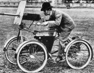 Велосипеды войны