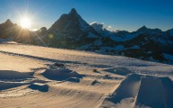 Альпийские курорты на которых можно кататься уже в октябре