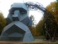 В Ровно строится уникальный скалодром