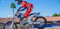 Победителем суперкросса Red Bull стал электромотоцикл