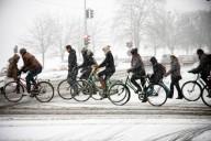 Советы по зимней езде на велосипеде
