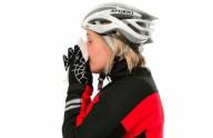 Велосипед и простуда ехать или нет ?
