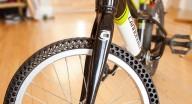 Безвоздушные шины для велосипеда